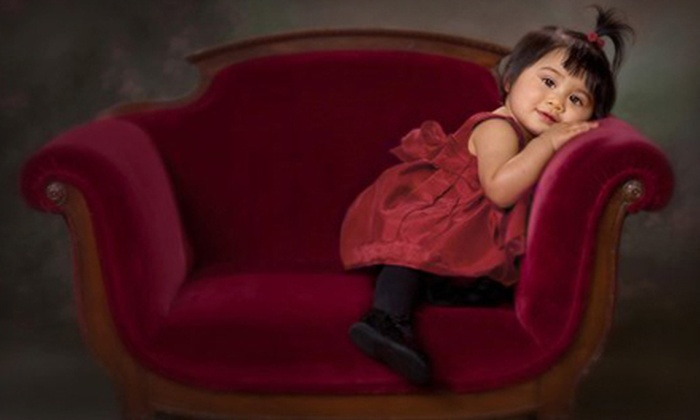 Caroline Photography - Stockton: $89 for Photo Shoot with Print Package at Caroline Photography ($400 Value)