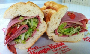 Lee's Hoagie House: $12 for $20 Worth of Sandwiches at Lee's Hoagie House