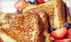 Biagio's Italian Kitchen - Woodroffe - Lincoln Heights: Sunday Brunch for Two or Four or Lunch for Two at Biagio's Italian Kitchen (Up to 53% Off)