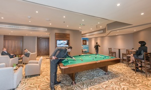 Hawthorn Hotel by Wydham: Up to Two Hours of Billiard or Darts Rental with Drinks or 25% Off Food at Hawthorn Hotel by Wydham (Up to 69% Off)