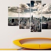 Multipanel Gallery-Wrapped Canvas Prints