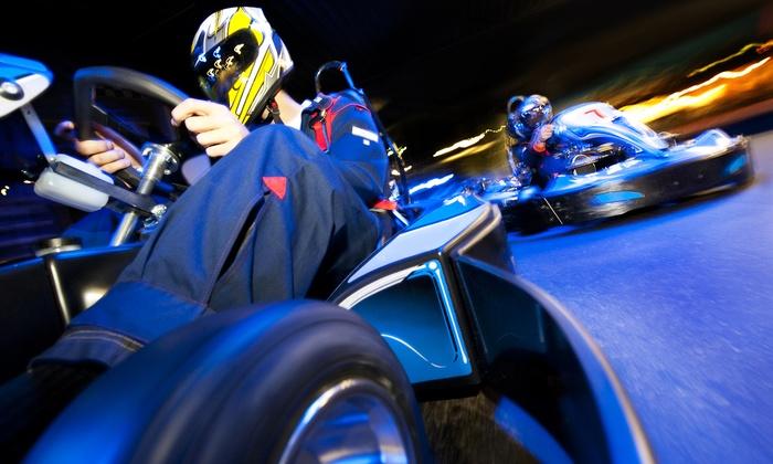Sykart Indoor Racing Center - Tigard Neighborhood Area 5: One Go-Kart Race valid Weekdays or Weekends at SyKart Indoor Racing Center (Up to 33% Off)