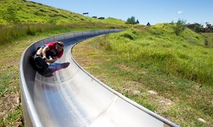 Cool Runnings: Three Ride Pass and Drink for One for R99 at Cool Runnings (29% Off)
