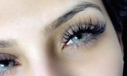 Set Of American Hybrid Lashes Appearance Cosmetic Clinic