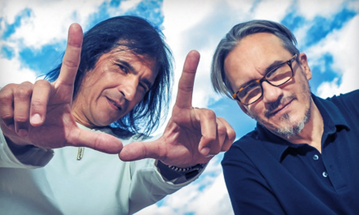Los Enanitos Verdes con Nuevo Disco Tic Tac - House of Blues Anaheim: $25 to See Los Enanitos Verdes at House of Blues Anaheim on August 31 or September 1 (Up to $46 Value)