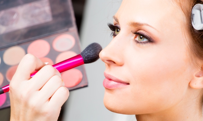 Makeup Lesson and Application - CICI THE MUA | Groupon
