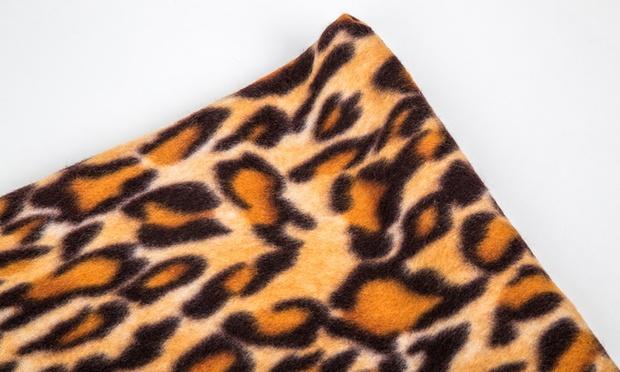 Waterproof Fleece Covered Dog Bed Groupon Goods