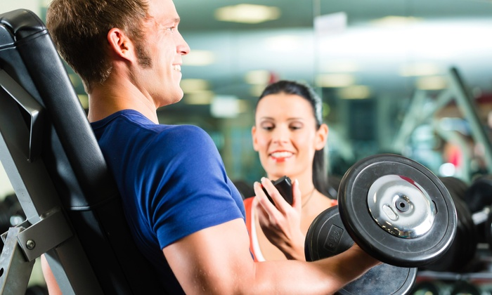 Everlast Fitness, Inc. - World Gym: Up to 74% Off Personalized Celebrity Fitness Package at Everlast Fitness, Inc.