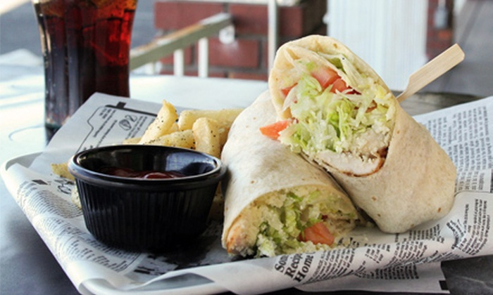 Hi Scores Bar-Arcade - Henderson: Pub Lunch or Dinner for Two or Four or More at Hi Scores Bar-Arcade (Half Off)