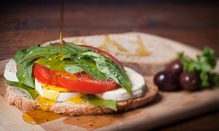 Xenia Fine Foods - Mount Kisco: Sandwiches and Salads at Xenia Fine Foods (Half Off). Two Options Available.
