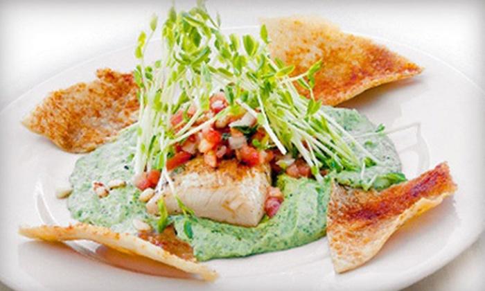 Pita Jungle - Old Pasadena: $11 for $22 Worth of Hummus, Pitas, and Healthy Salads at Pita Jungle in Pasadena