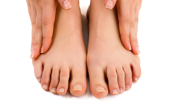 Coast Podiatry Group - Solana Beach: Laser Toenail-Fungus Treatment or KeryFlex Treatment at Coast Podiatry Group (Up to 77% Off). Four Options Available.