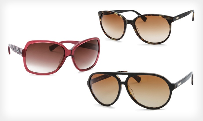 Women's Coach Sunglasses: $69 for Women's Coach Sunglasses ($195 List Price). Multiple Colors and Styles Available. Free Shipping.
