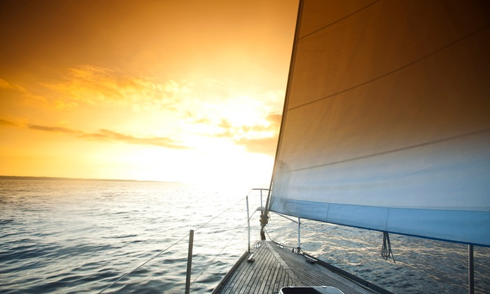 Sailing on Biscayne Bay - Sailing on Biscayne Bay: $79 for a Two-Hour Semiprivate Sail for One with One Portrait from Sailing on Biscayne Bay ($195 Value)