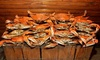 Blue Crab Trading Company: Crab, Lobster, and Fresh Fish Packages from Blue Crab Trading Company (Up to 51% Off). Two Options Available.