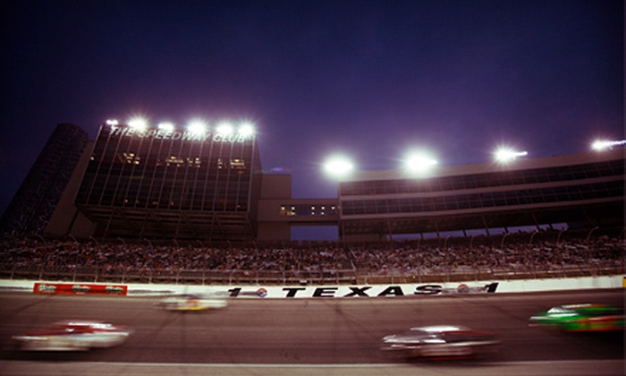 Firestone 550 IZOD IndyCar Series and the Hoon KaboomTX Global Rallycross - Fort Worth: $79 for Firestone 550 IZOD IndyCar Series Event Package for Two at The Speedway Club at Texas Motor Speedway ($335.58 Value)