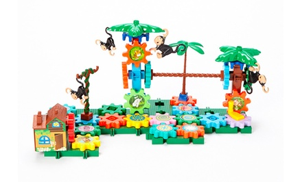 Kids' Snaps Jungle Construction Set