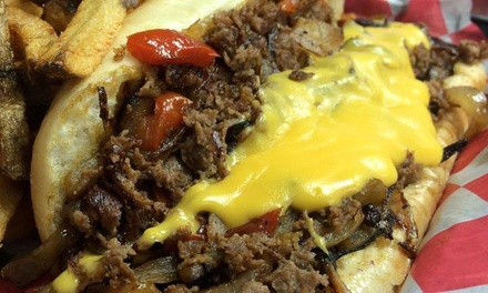 $14 for $25 Worth of Cheesesteaks — Gianna's Cheese Steaks