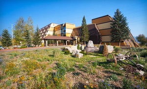 Stay At Legacy Vacation Club Steamboat Springs–hilltop In Colorado. Dates Into January.