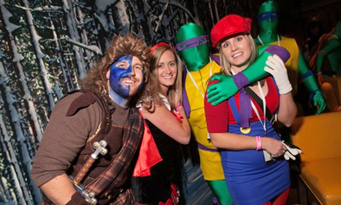 Halloween Trolley Crawl - North Side: $16 for Halloween Trolley Crawl on Saturday, October 26, at 8 p.m. (Up to $39.03 Value)