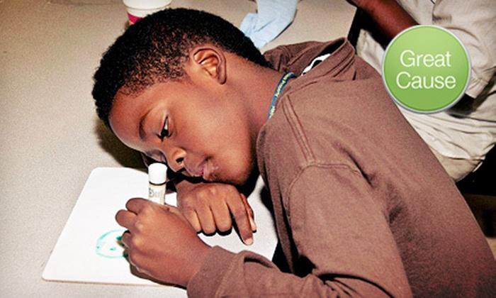 HandsOn Northeast Ohio: $10 Donation to Help Fund a Student-Health Program