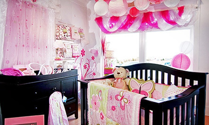 Rooms Come True - Airport: Children's Furnishings at Rooms Come True (Up to 63% Off). Two Options Available.