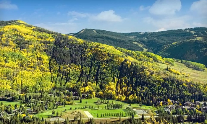 Vail International Condominiums - Vail: Two-, Three-, or Four-Night Stay at Vail International Condominiums in Vail, CO