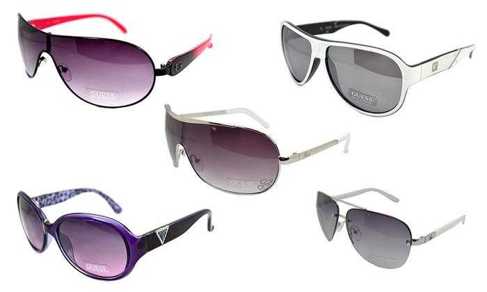 4d3c050051395f Unisex Guess zonnebrillen