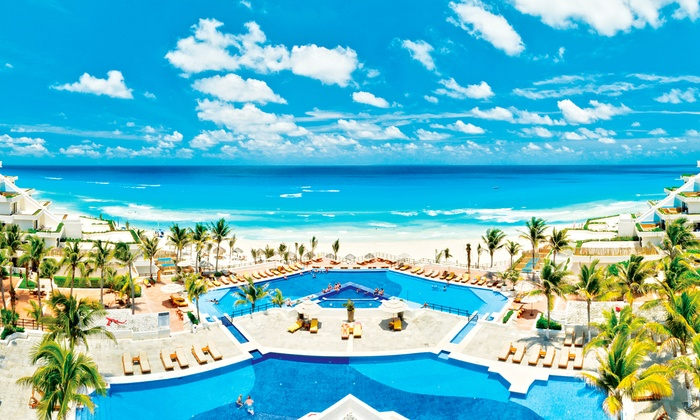 All-Inclusive, Adults-Only Resort in Cancún