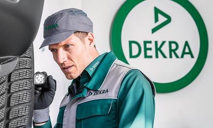 DEKRA: Revisione auto con servizi