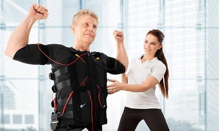 2x 20 Min. EMS-Training mit Personal Trainer für 1 oder 2 Personen bei Körperformen Leverkusen (bis zu 80% sparen*)