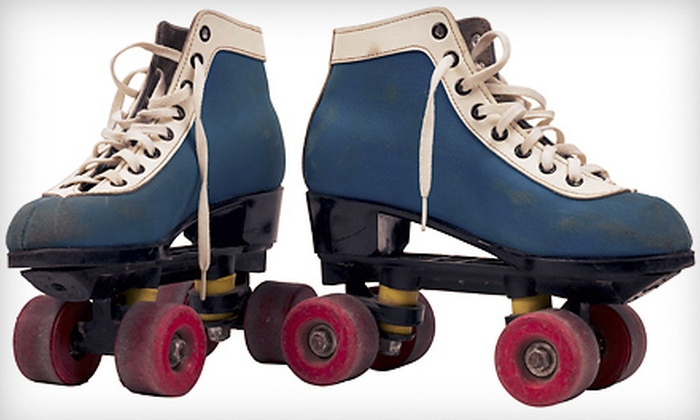 Star Skate - Multiple Locations: $10 for Roller-Skating for Two with Skate Rentals, Candy Bars, and Drinks at Star Skate (Up to $20 Value)