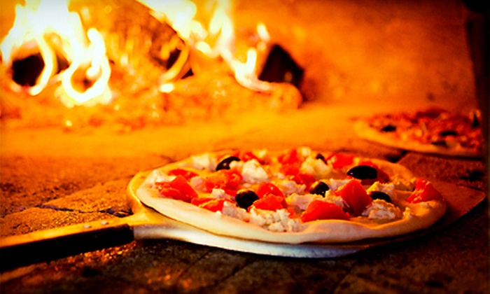 Randy's Wooster St. Pizza Shop - Southington: $11 for $20 Worth of Pizza, Appetizers, and Soda at Randy's Wooster St. Pizza Shop in Southington