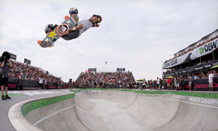 Dew Tour Beach Championships - Ocean City: $44 for a Premium Pass at the Dew Tour Ocean City Beach Championship on June 21, 22, or 23 ($88 Value)
