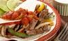 Hacienda Mexican Grill - Multiple Locations: Dinner or Lunch at Hacienda Mexican Grill (Up to 47% Off)