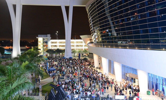 Octoberfest at Marlins Park - Marlins park: General or VIP Admission for One or Two to Octoberfest at Marlins Park on October 4 (Up to 54% Off)
