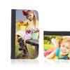 Picture It On Canvas Custom Phone Wallet Cases