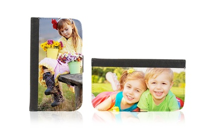 Custom Phone Wallet Case from Picture It On Canvas. Multiple Models from $16.99–$29.99.
