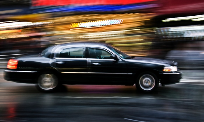 Charki's Limousines Unlimited - Valley View - Reed: $10 Buys You a Coupon for 50% Off Uber Black or UBlack rates - Sedan to SFO from San Jose at Charki's Limousines Unlimited