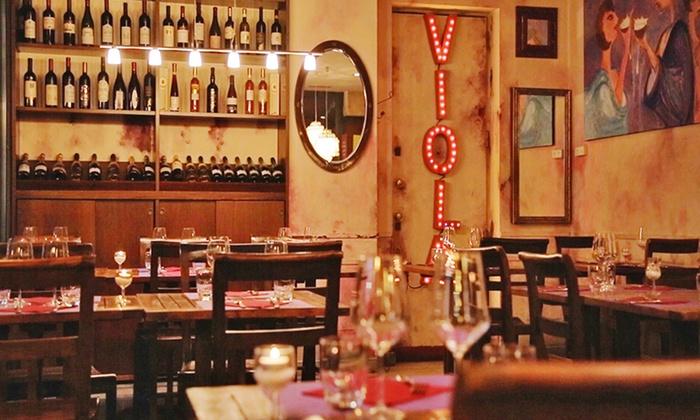 Corso di avvicinamento al vino viola groupon for White bar milano