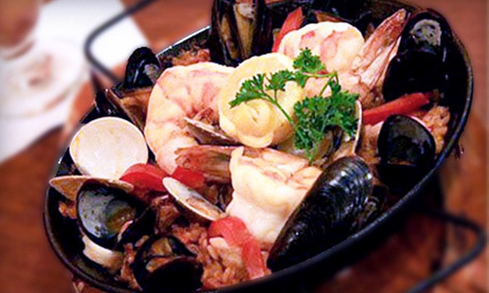 Cocina Latina - Kew Gardens: Two-Course Latin Fusion Dinner for Two or Four at Cocina Latina in Kew Gardens (Up to 65% Off)