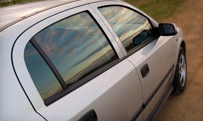 Unique Concepts - DMV: $85 for Tinting for Five Car Windows at Unique Concepts ($175 Value)