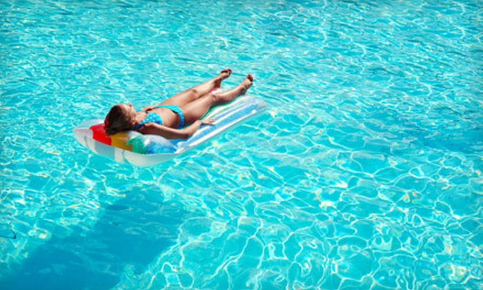 Oasis Pool Service LLC - North Jersey: $139 for Spring Pool-Opening Service from Oasis Pool Service LLC ($335 Value)