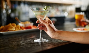 Trio Bar - Palos Heights: American Food and Beer at Trio (Up to 43% Off). Two Options Available.