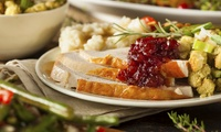 Christmas Day Lunch for One or Two Adults, Family of Four or Child at Holiday Inn Birmingham (Up to 33% Off)