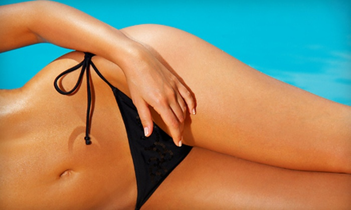 A Place In The Park - West Seneca: Two, Three, or Four Spray Tans at A Place In The Park in West Seneca (Up to 60% Off)
