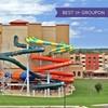 Wisconsin Dells Resort with Water Park
