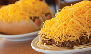 Skyline Chili, Spaghetti Ways, And Coneys At Skyline Chili (up To 45% Off). Two Options Available.