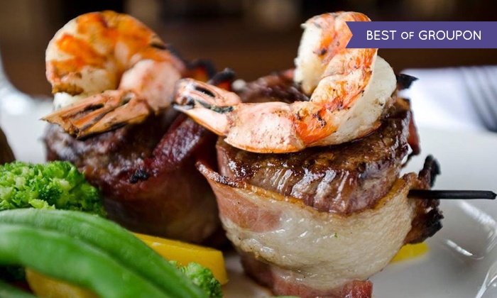 Steak Loft - Mystic: $29 for $50 Worth of Lunch or Dinner for Two or More at Steak Loft