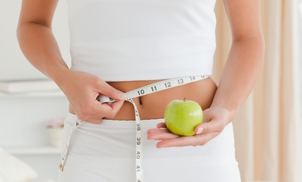 Daily Deal Offer Holistic Health Solutions Four Week Weight Loss